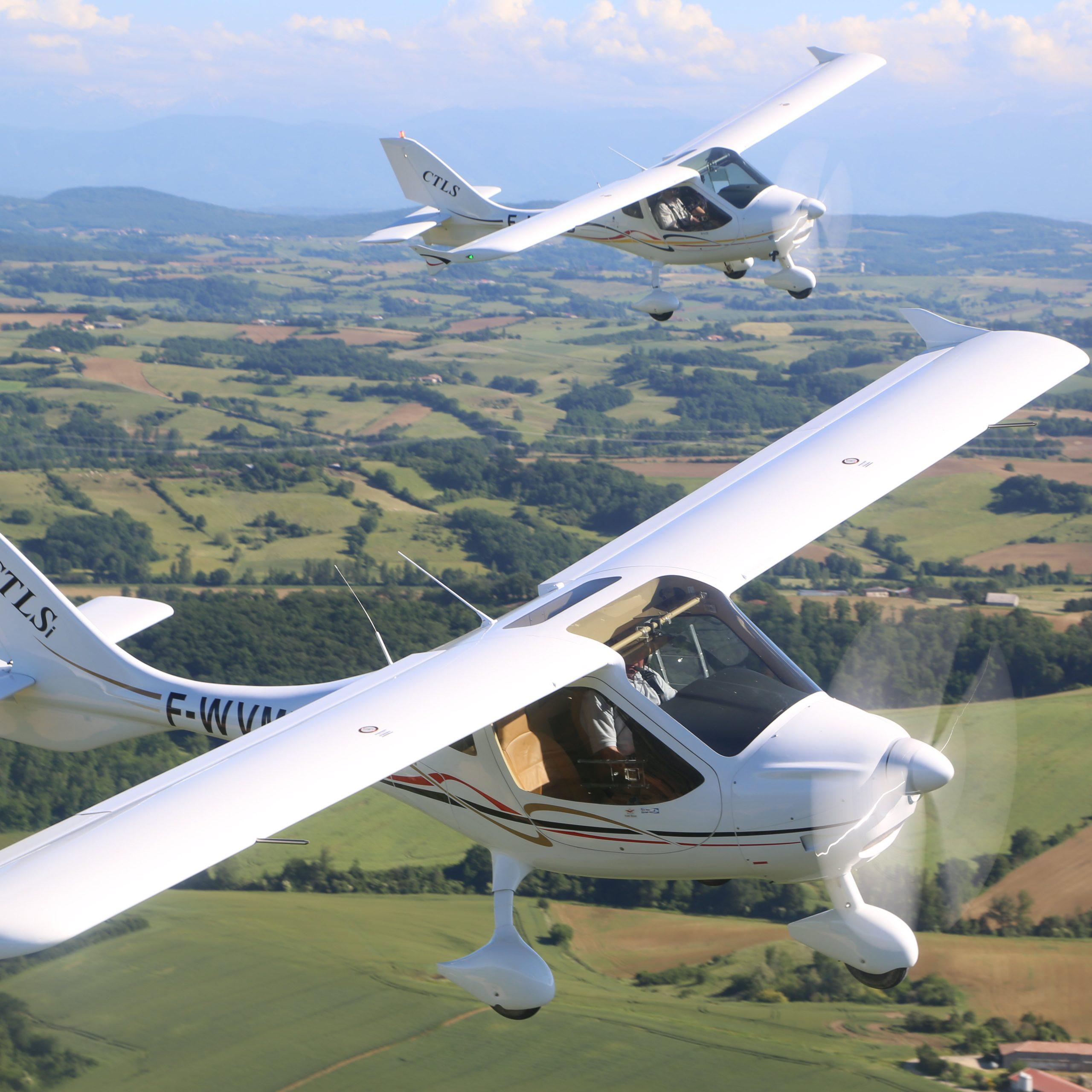 FLIGHT DESIGN CTLS SERIES APPROVED FOR 600KG BY DAeC