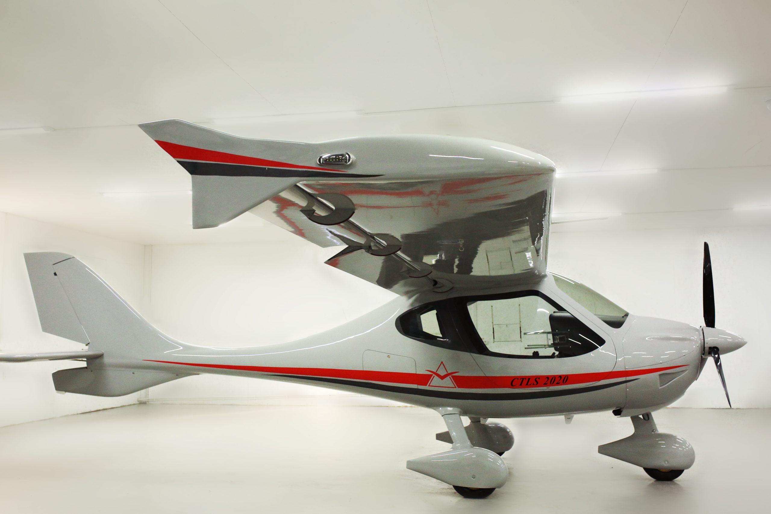 Flight Design Ctls Light Sport Aircraft Easa Type Certified