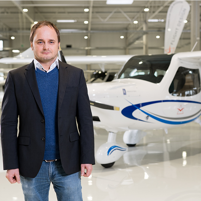 FLIGHT DESIGN IN THE TOP 3 OF THE INNOVATION AWARD THURINGIA 2020