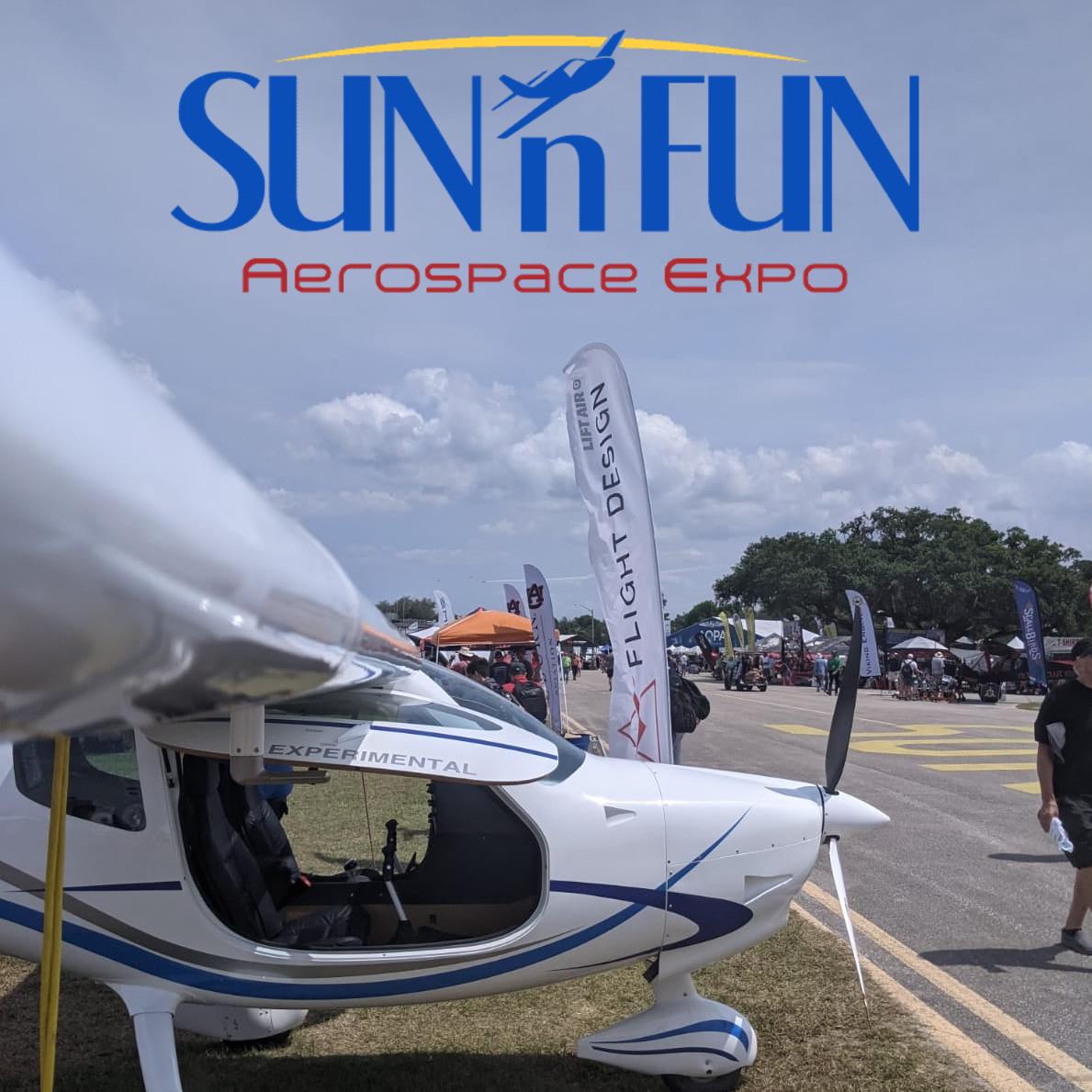 SUN N' FUN 2021 A GREAT SUCCESS FOR FLIGHT DESIGN!