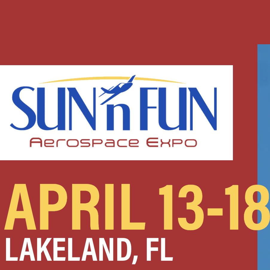 FLIGHT DESIGN USA EXHIBITING SUN'N FUN EXPO IN FLORIDA | 13-18 APRIL 2021