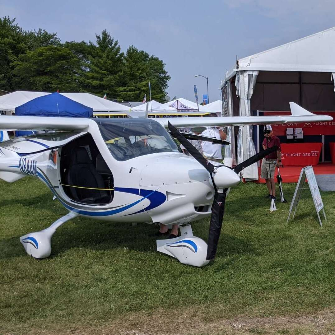 EAA AIRVENTURE AT OSHKOSH 2021 A GREAT SUCCESS FOR FLIGHT DESIGN!
